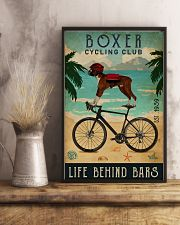 Cycling Club Boxer 11x17 Poster lifestyle-poster-3