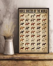 Horse Breeds Of The World 16x24 Poster lifestyle-poster-3