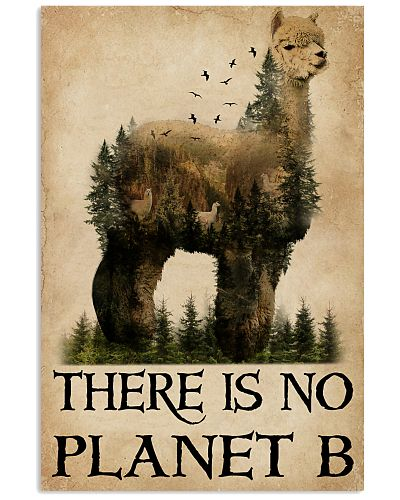 There Is No Planet B Natural Alpaca