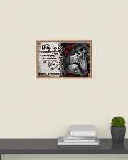 Personalize Skeleton A Little Bit Of 24x16 Poster poster-landscape-24x16-lifestyle-09