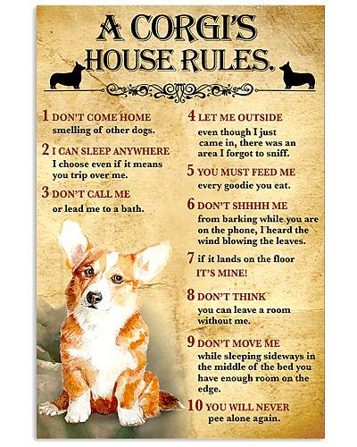 Corgi House Rules