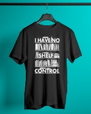 I Have No Self Control Reading - On Sale Classic T-Shirt lifestyle-mens-crewneck-front-3