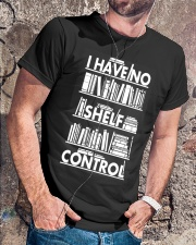 I Have No Self Control Reading - On Sale Classic T-Shirt lifestyle-mens-crewneck-front-4