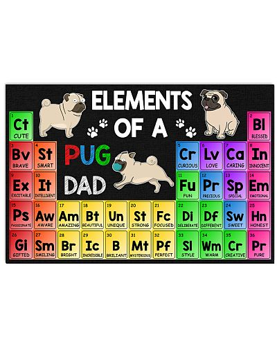 Elements Of A Pug Dad