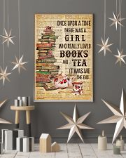Books And Tea Once Upon A Time 11x17 Poster lifestyle-holiday-poster-1