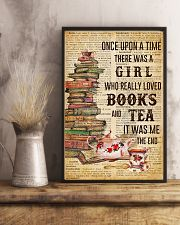 Books And Tea Once Upon A Time 11x17 Poster lifestyle-poster-3