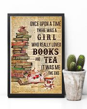 Books And Tea Once Upon A Time 11x17 Poster lifestyle-poster-8