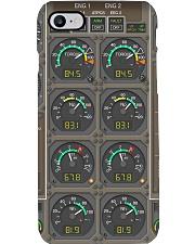 Airplane Engine Instrument Pilot  Phone Case i-phone-7-case