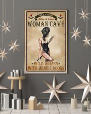 Wine Women And Books 11x17 Poster lifestyle-holiday-poster-1