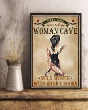 Wine Women And Books 11x17 Poster lifestyle-poster-3