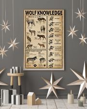 Wolf Type Knowledge 11x17 Poster lifestyle-holiday-poster-1