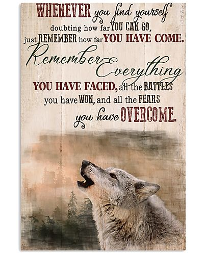 Wolf You Have Overcome