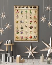 Top Flowers For Bees 11x17 Poster lifestyle-holiday-poster-1