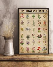 Top Flowers For Bees 11x17 Poster lifestyle-poster-3