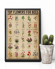 Top Flowers For Bees 11x17 Poster lifestyle-poster-8