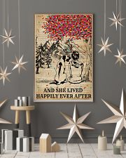 Dictionary Girl Happily Ever Rhodesian Ridgeback 11x17 Poster lifestyle-holiday-poster-1