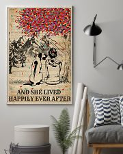 Dictionary Girl Happily Ever Rhodesian Ridgeback 11x17 Poster lifestyle-poster-1