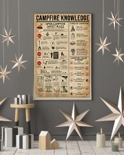 Campfire Knowledge 11x17 Poster lifestyle-holiday-poster-1