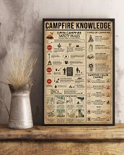 Campfire Knowledge 11x17 Poster lifestyle-poster-3