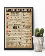 Campfire Knowledge 11x17 Poster lifestyle-poster-8