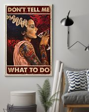 Tattoo Woman Don't Tell Me 16x24 Poster lifestyle-poster-1