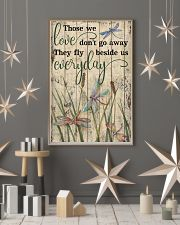 Those We Love Grass Dragonfly 11x17 Poster lifestyle-holiday-poster-1