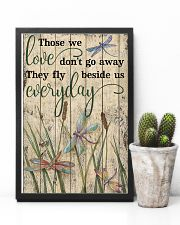 Those We Love Grass Dragonfly 11x17 Poster lifestyle-poster-8