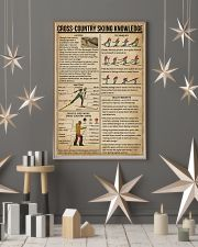 Cross-country Skiing Knowledge 11x17 Poster lifestyle-holiday-poster-1