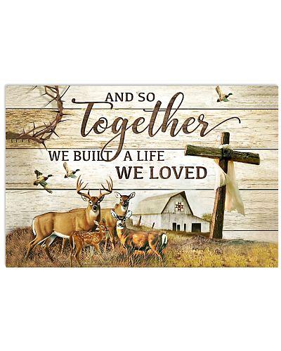 Deer Together We Built