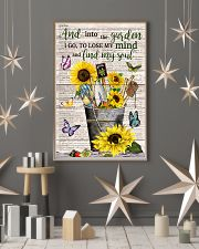 Dictionary And Into The Gardening Butterfly  11x17 Poster lifestyle-holiday-poster-1