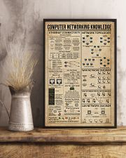 Computer Networking Knowledge 16x24 Poster lifestyle-poster-3