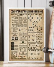 Computer Networking Knowledge 16x24 Poster lifestyle-poster-4
