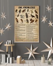Knowledge Owls 11x17 Poster lifestyle-holiday-poster-1