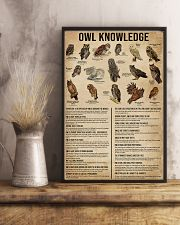 Knowledge Owls 11x17 Poster lifestyle-poster-3