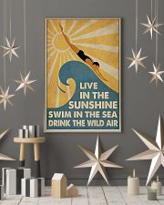 Swimming Live In The Sun  11x17 Poster lifestyle-holiday-poster-1