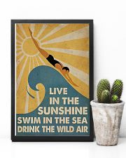 Swimming Live In The Sun  11x17 Poster lifestyle-poster-8