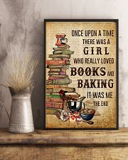 Once Upon A Time Reading Baking 11x17 Poster lifestyle-poster-3