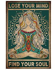 Find Your Soul Yoga 11x17 Poster front