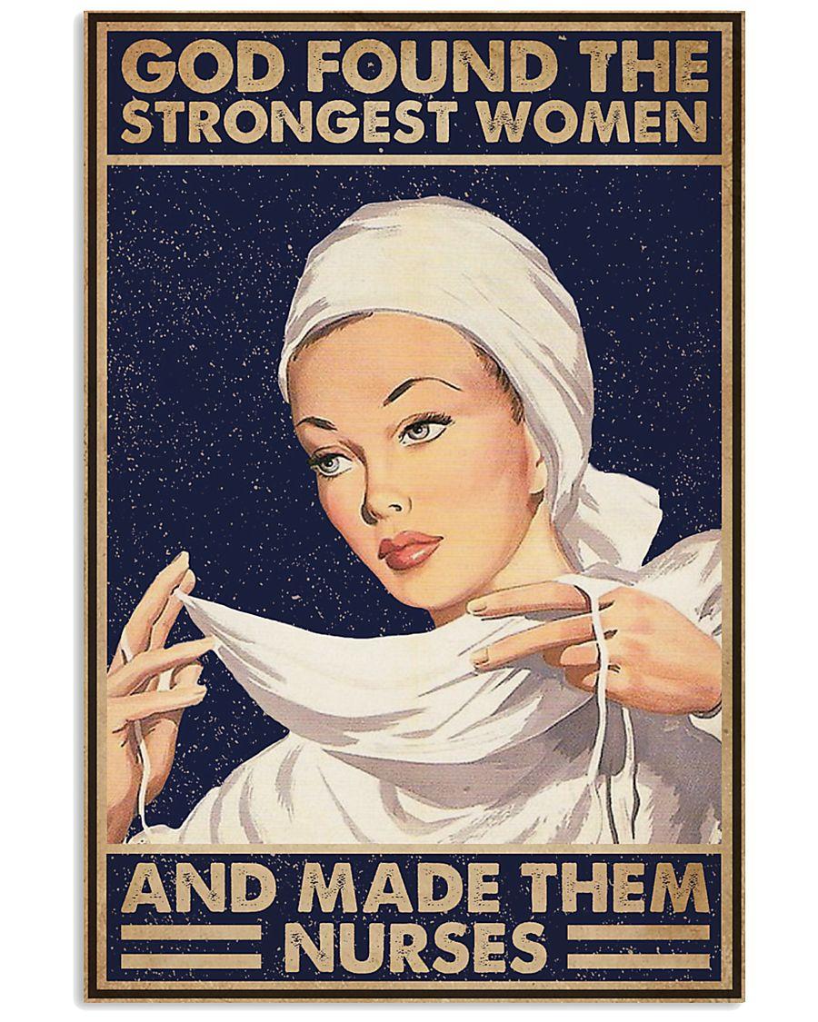 Made Them Nurses 16x24 Poster