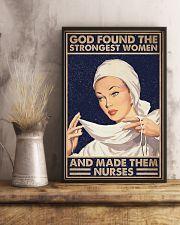 Made Them Nurses 16x24 Poster lifestyle-poster-3
