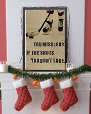 You Miss Hockey 11x17 Poster lifestyle-holiday-poster-4