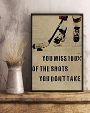 You Miss Hockey 11x17 Poster lifestyle-poster-3