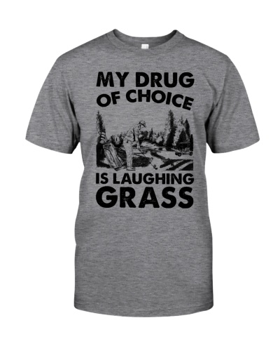 My Drug Of Choice Is Golf