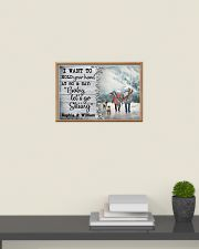 Personalized Skiing I Want To Hold 24x16 Poster poster-landscape-24x16-lifestyle-09