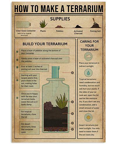 How To Make A Terrarium Succulent