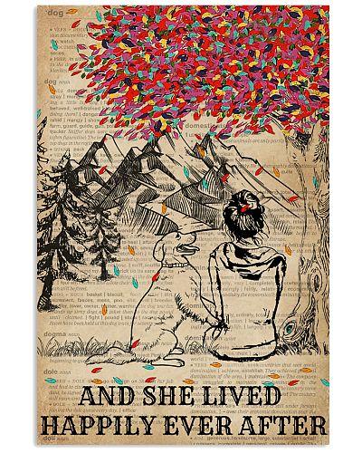 Dictionary Girl Happily Ever Labrador Retriever