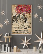 Dictionary Girl Happily Ever Labrador Retriever 11x17 Poster lifestyle-holiday-poster-1
