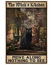 The Witch's Kitchen Black Cat 16x24 Poster front