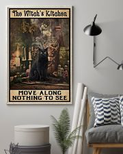 The Witch's Kitchen Black Cat 16x24 Poster lifestyle-poster-1
