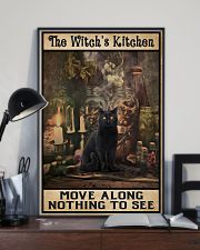 The Witch's Kitchen Black Cat 16x24 Poster lifestyle-poster-2